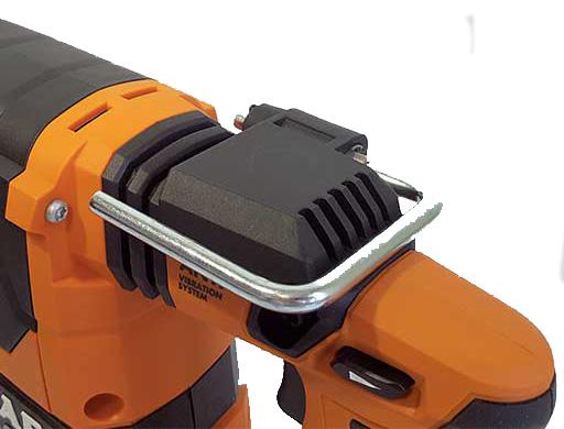 Скоба-крюк для удерживания инструмента