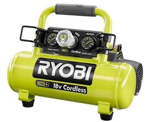 Аккумуляторный компрессор RYOBI